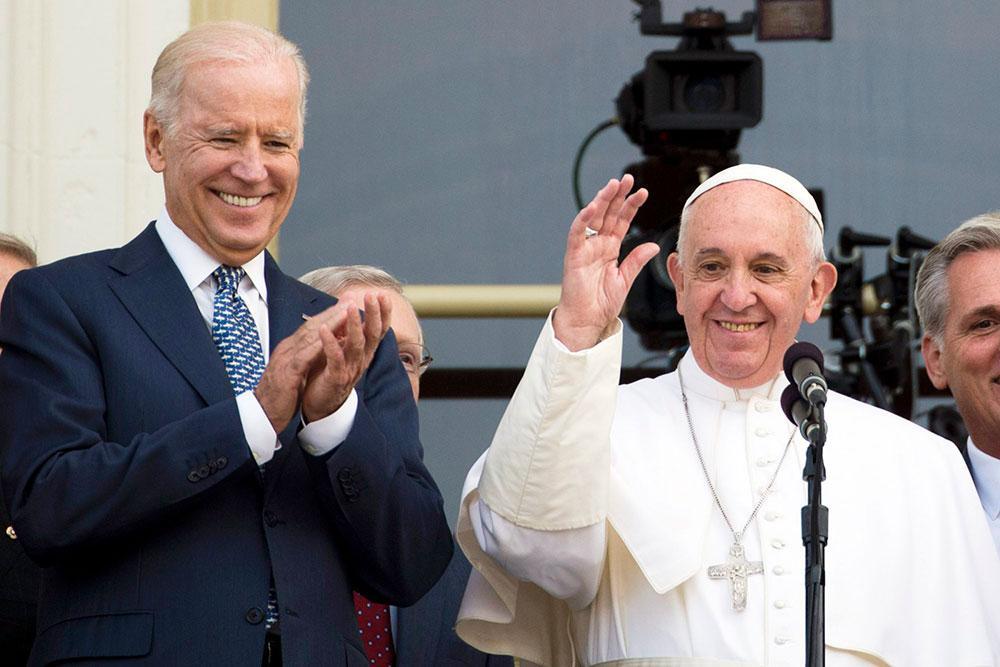 Biden fez da fé católica um ponto central de sua campanha, não deixando dúvidas sobre suas raízes e o que o sustenta