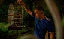 O ator Eduardo Moscovis ganhou na categoria de ator por 'Bom dia, Verônica, da Netflix (Suzanna Tieri/Netflix)