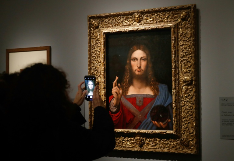 A polícia italiana encontrou uma cópia de 500 anos da obra-prima de Da Vinci