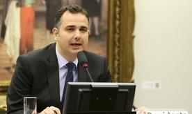Em nota, Rodrigo Pacheco falou em continuidade da gestão de Alcolumbre, mas prometeu esforços para avançar com pautas dos senadores (Marcelo Camargo/ABr)
