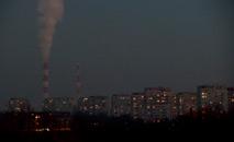 Reduzir a poluição do ar nos níveis recomendados pela Organização Mundial da Saúde (OMS) pode evitar mais de 50.000 mortes ao ano na Europa, diz estudo (Janek Skarzynski/AFP)