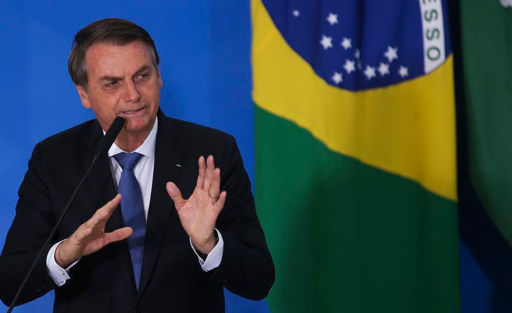 O Congresso tem mais de 60 pedidos de impeachment contra Bolsonaro, à espera da decisão de Rodrigo Maia