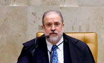 Conduta de Aras é alvo de insatisfação entre  membros do MPF (Rosinei Coutinho/STF)