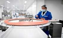 O Brasil necessita importar o Ingrediente Farmacêutico Ativo (IFA) para produção dos imunizantes (Whang Zhao/AFP)