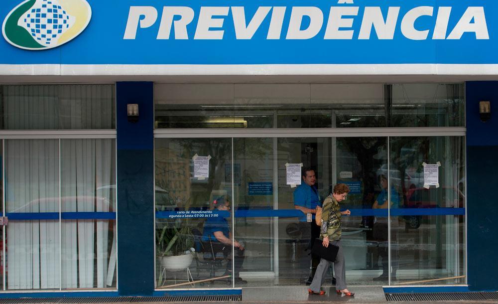 As agências bancárias informarão ao INSS a prova de vida dos previdenciários