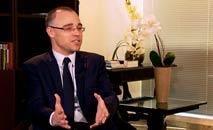 O ministro da Justiça e Segurança Pública André Mendonça ordenou abertura de inquérito contra Feller (TV Brasil)