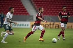 Flamengo chegou aos 55 pontos em 30 partidas (Alexandre Vidal/Flamengo)
