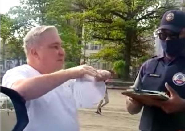 Siqueira também é alvo de um inquérito aberto para apurar se ele cometeu abuso de autoridade no caso.