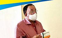 Reginaldo Martins Prado, prefeito de Candiba (Reprodução/Redes Sociais)
