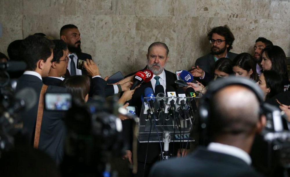 O procurador-geral da República Augusto Aras é visto como demasiado próximo ao presidente