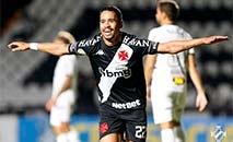 Pikachu fez um dos três gols da vitória vascaína (Rafael Ribeiro/Vasco)