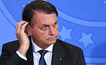 Esse é o segundo ano que Bolsonaro desiste de participar do fórum (AFP)