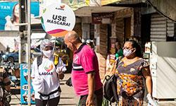 Agrava a situação da pandemia o negacionismo que se recusa a  reconhecer a letalidade do vírus (Jonathan Lins/Agência Alagoas)
