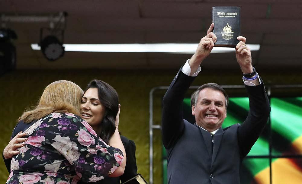 'Uma parcela da igreja deu um apoio acrítico e incondicional ao Bolsonaro independentemente do discurso que ele defendia', diz teólogo