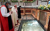 Celebração das Vésperas na Semana de Oração pela Unidade dos Cristãos (Vatican Media)