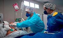 Casos de Covid-19 chegam a hospitais da região Norte em condições graves da doença (Mauro Pimentel/AFP)