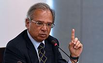 Ministro da Economia, Paulo Guedes (Ascom)