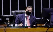 Às vésperas de deixar o cargo, Rodrigo Maia segura dezenas de pedidos de impeachment do presidente (Agência Câmara)