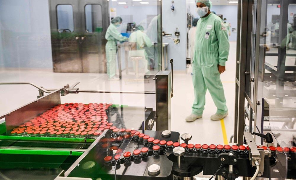 Farmacêutica afirma que produção é prioridade para governos e agências multilaterais