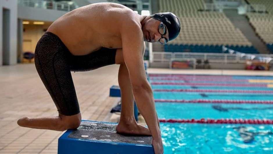 Ibrahim tenta participar da Olimpíada de Tóquio