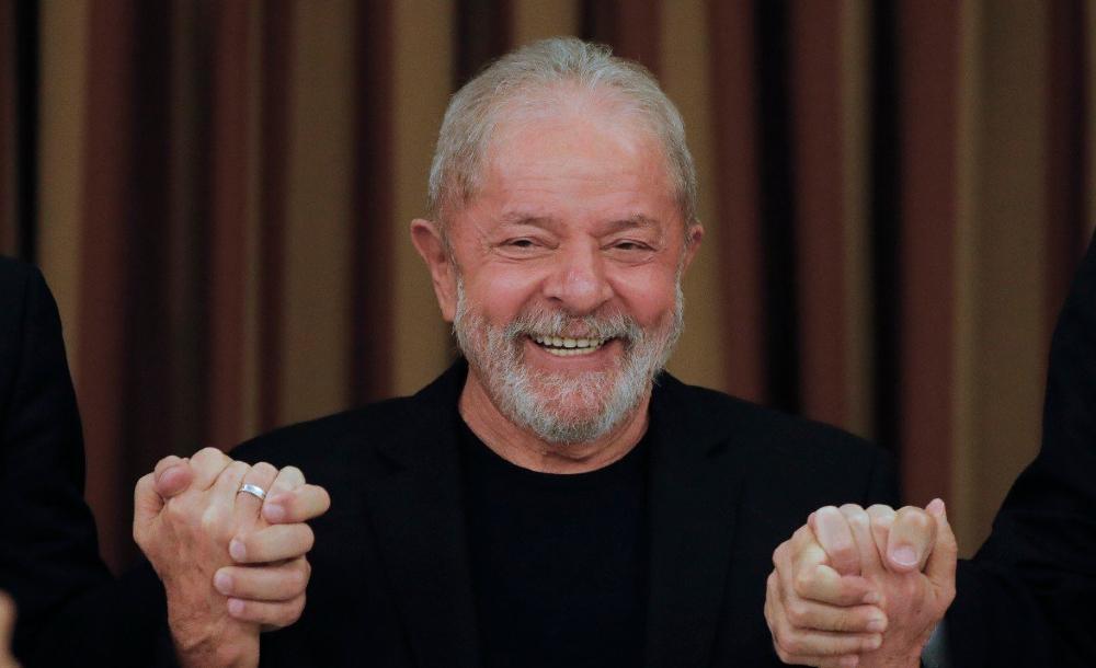 'Não tenham medo de mim. Eu sou radical porque quero chegar à raiz dos problemas neste país', ironizou Lula