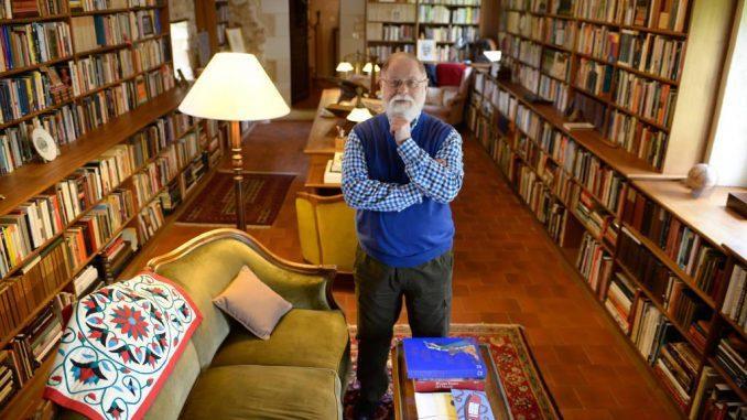 Obra relembra os títulos e as bibliotecas que ajudaram na sua formação intelectual
