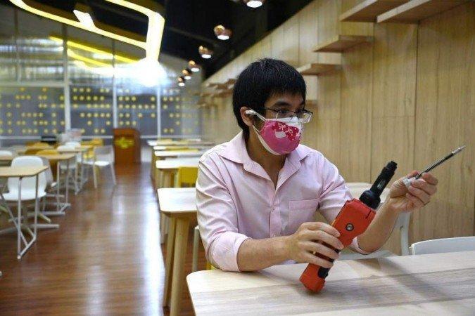 Tailandeses organizaram um teste em escala real esta semana em Bangcoc