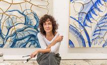 Artista carioca Adriana Varejão, de 56 anos (Divulgação)