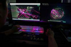 Seguros vem aumentando na medida em que crescem os ataques hackers às empresas. (AFP)