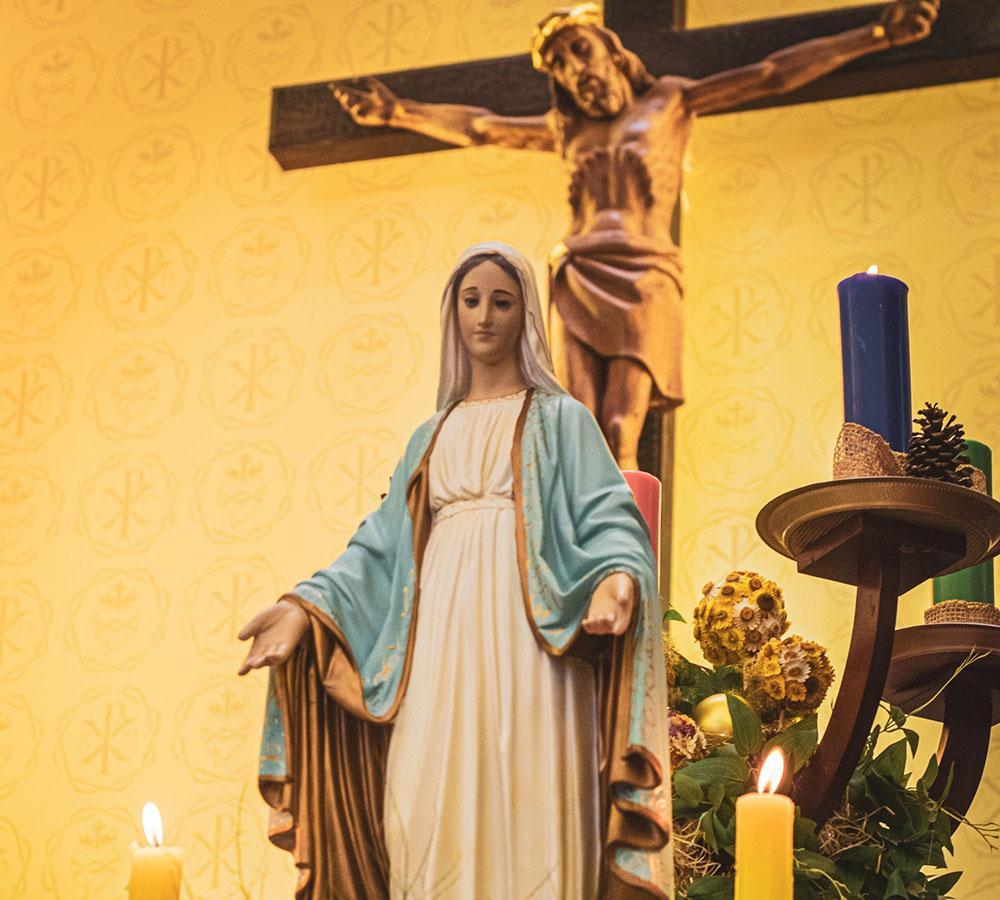 Maria foi proclamada Mãe de Deus no Concílio de Éfeso