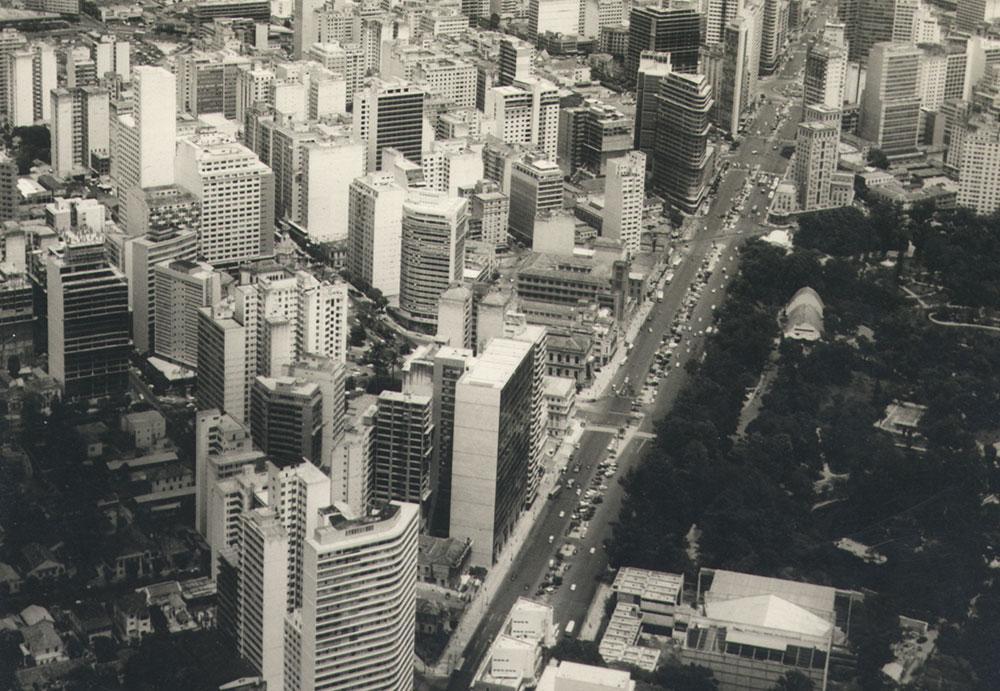 Belo Horizonte na década de 1970