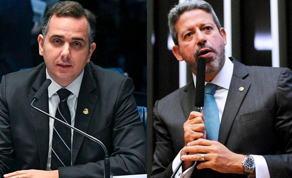 Pacheco e Lira devem conseguir se eleger com apoio do governo