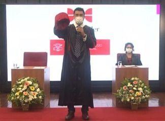 Coordenador do Núcleo de Prática Jurídica (NPJ), Luiz Antônio Chaves. (Dom Helder Escola de Direito)