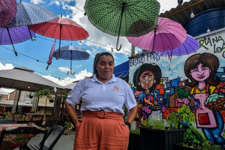 Elizandra Cerqueira, fundadora do restaurante
