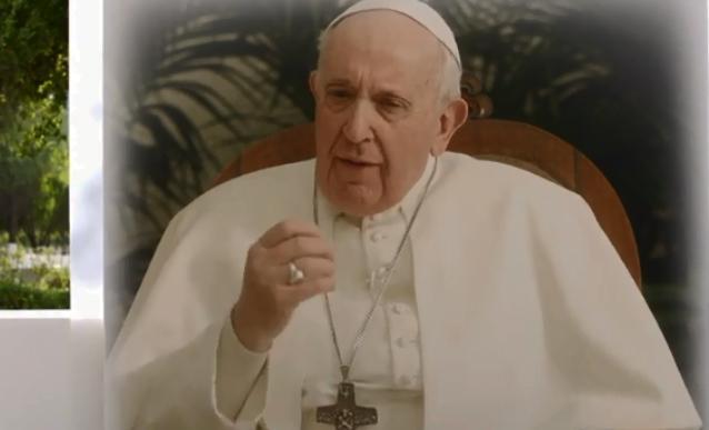 Papa sustentou que este é o momento de ouvir o outro