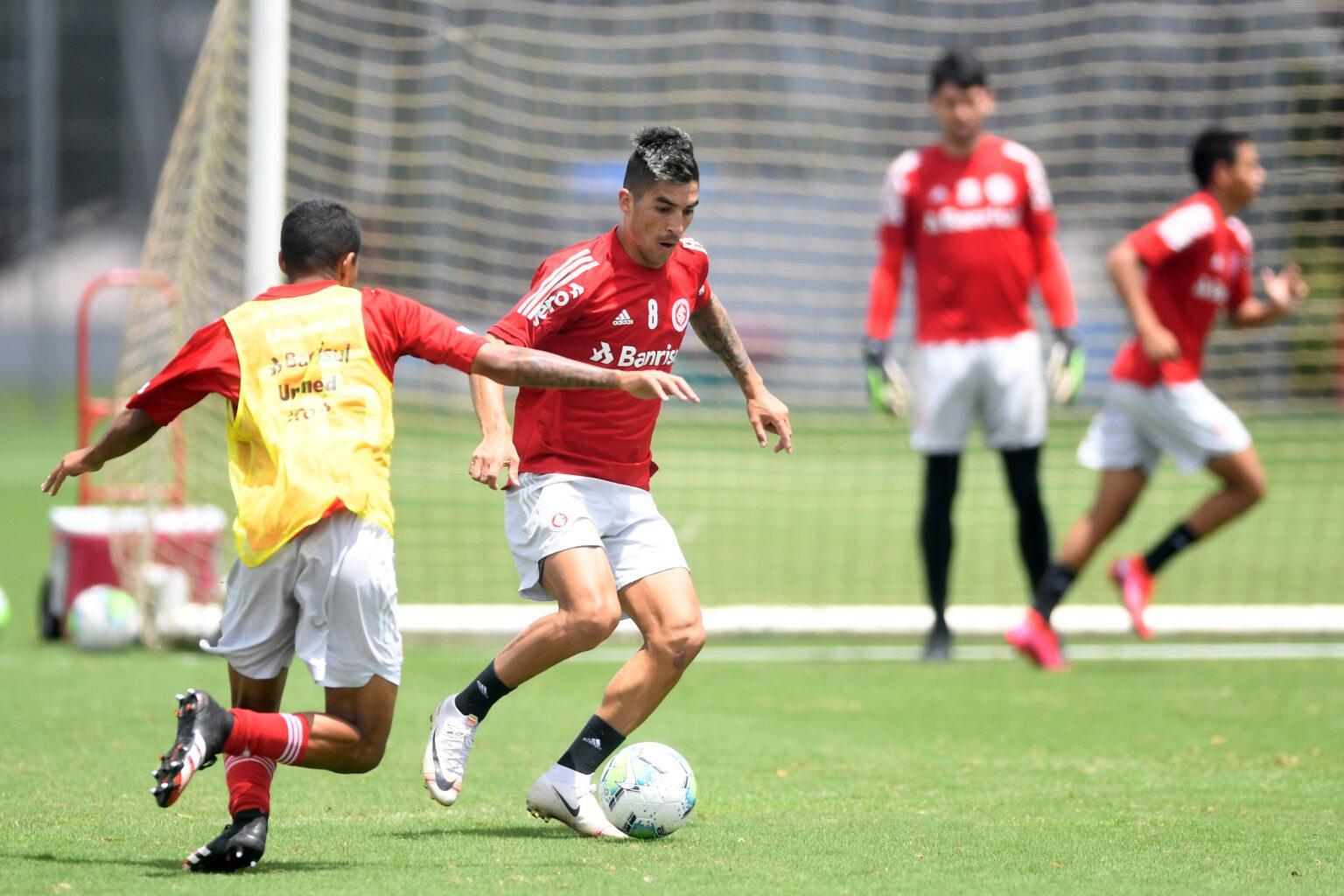 Flamengo está na cola do Internacional
