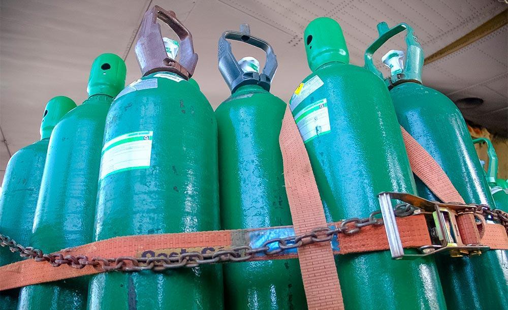 De quatro cilindros por dia, demanda passou para 54 por dia