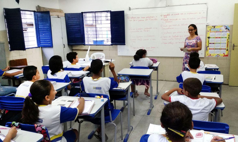 O estado de Goiás é o único em todo país que já retornou às atividades escolares em janeiro deste ano