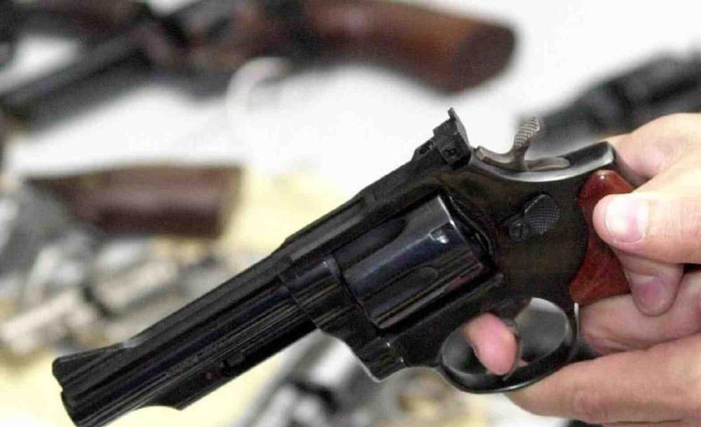 De 2018 para 2021 o número de armas de fogo nas mãos de civis teve aumento de 65%.