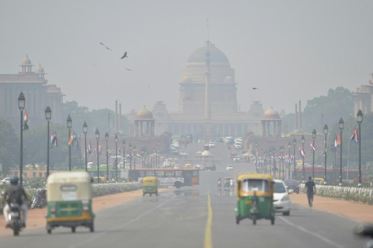 Nova Délhi, capital da Índia, foi a cidade mais afetada do planeta em termos de mortes prematuras provocadas pela poluição atmosférica em 2020, segundo o Greenpeace