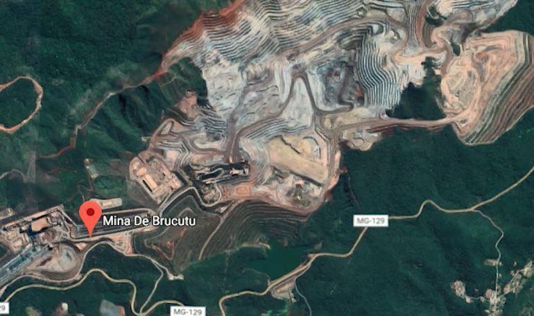 Mineradora afeta vida de centenas de famílias
