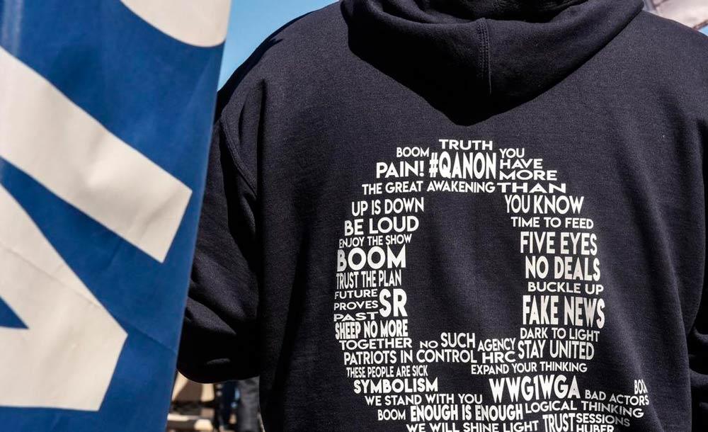 Movimentos como o QAnon têm crescido na Europa e preocupam governantes