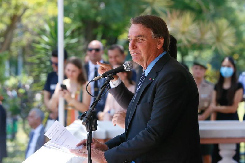 Crítico da política de reajustes da Petrobras, o presidente Jair Bolsonaro afirmou ainda que a formação de preço dos combustíveis no país é uma 'caixa preta'