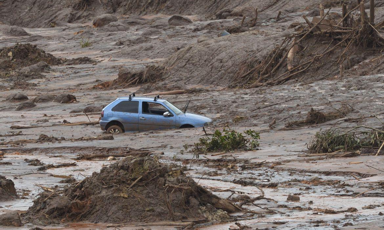 O rompimento da barragem da Vale causou 270 mortes e impactou diferentes cidades por onde passa o Rio Paraopeba