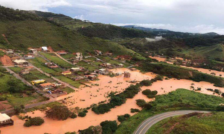 Cidade foi devastada após temporal