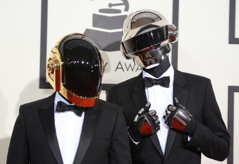 (Arquivo) No 56º Grammy, Daft Punk concorreu com o álbum 'Random access memories' a Melhor Álbum do Ano