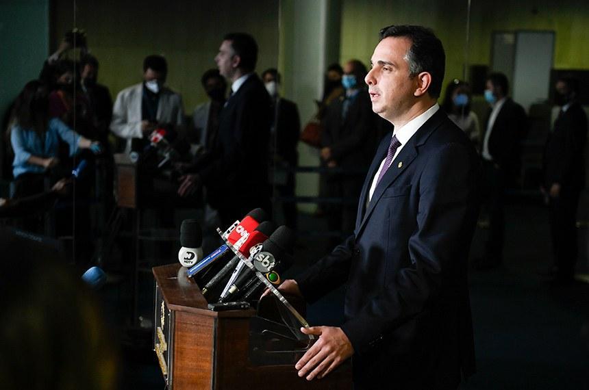 Iniciativa do Senado ocorre diante da inércia da gestão Bolsonaro