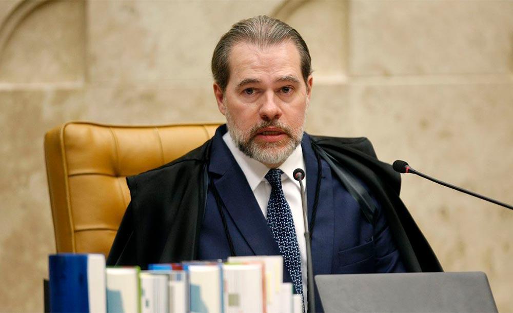 'História' já mostrou que financiamento a grupos radicais serviu 'para criar o caos', diz Toffoli