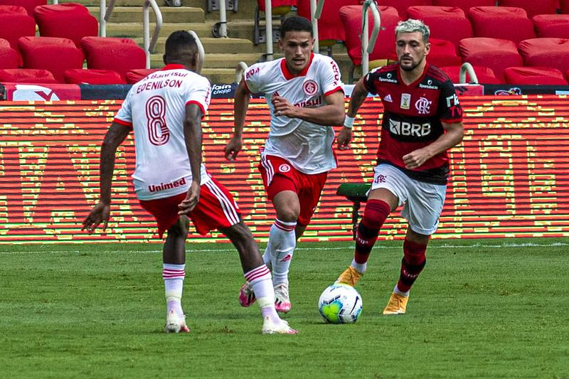 Flamengo e Inter disputam o título do Brasileirão 2020