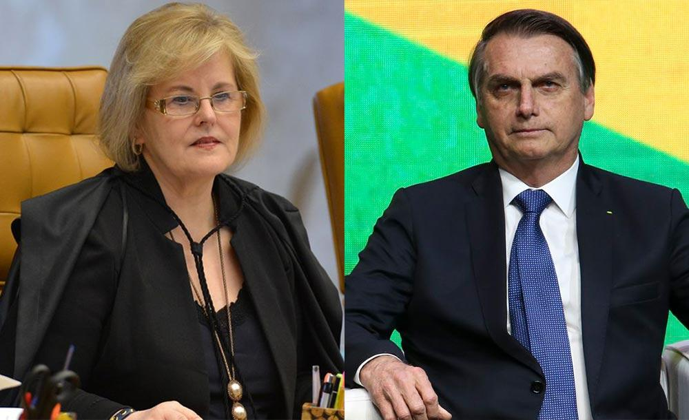 Ministra determinou 5 dias para Bolsonaro se explicar